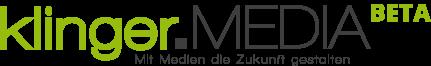 klinger.MEDIA - Logo
