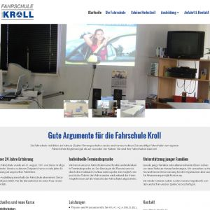 Fahrschule Kroll - Startseite