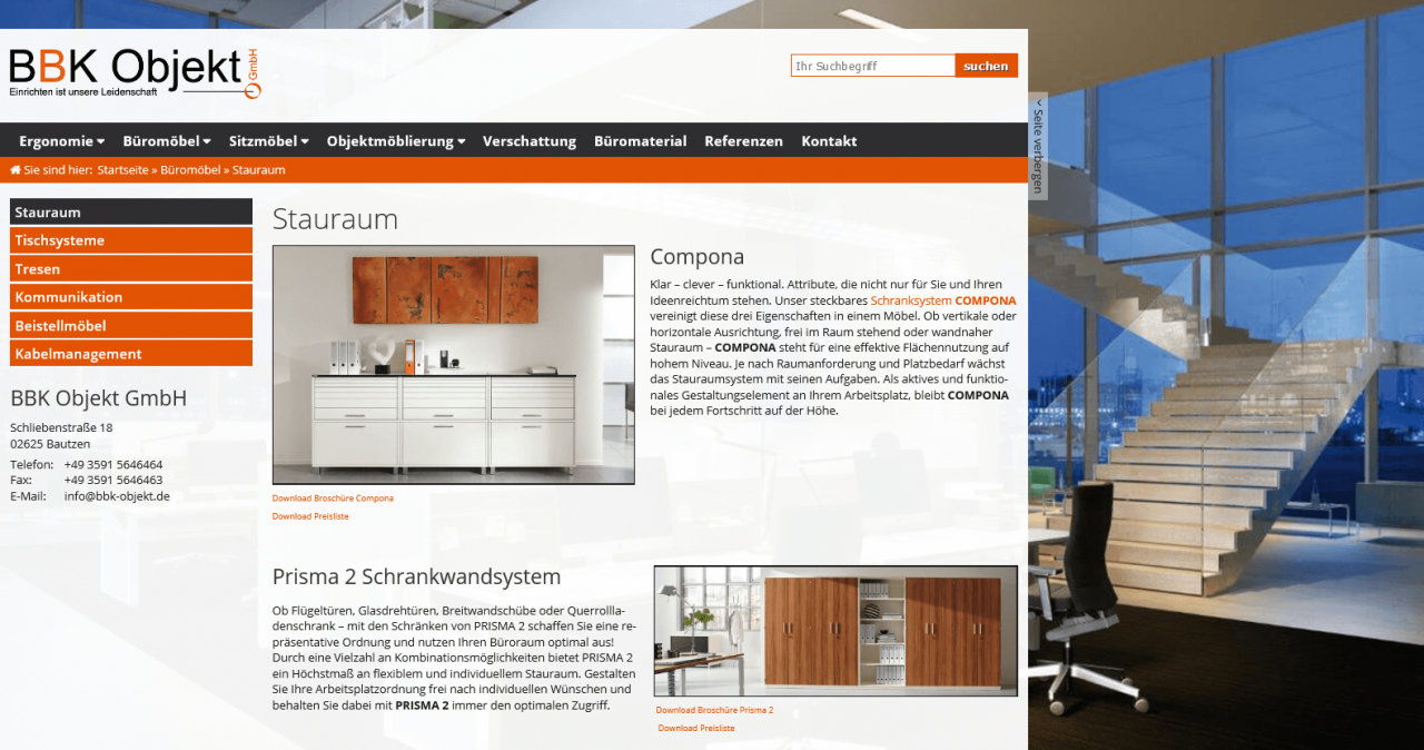 Großzügig Fortschritt Büromöbel Galerie - Die besten ...