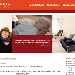 SchreibBabyAmbulanz Dresden - Startseite